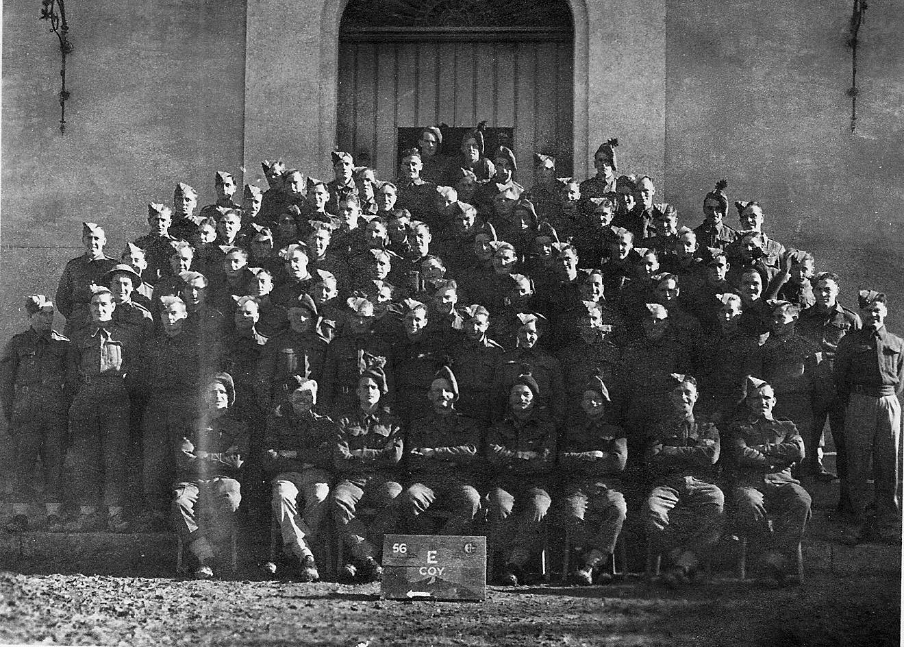 1 38 Infantry Unit History